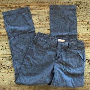 🌟2 for $10!!! EUC Banana Republic Gray Pants
